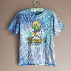 Vintage Walt Disney Magic Kingdon Tye Dye Tee